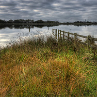 Buy canvas prints of Autumn at Penyfan Pond by Steve Purnell