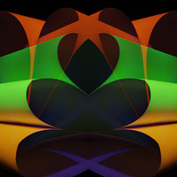 Buy canvas prints of Folded 4 by Steve Purnell
