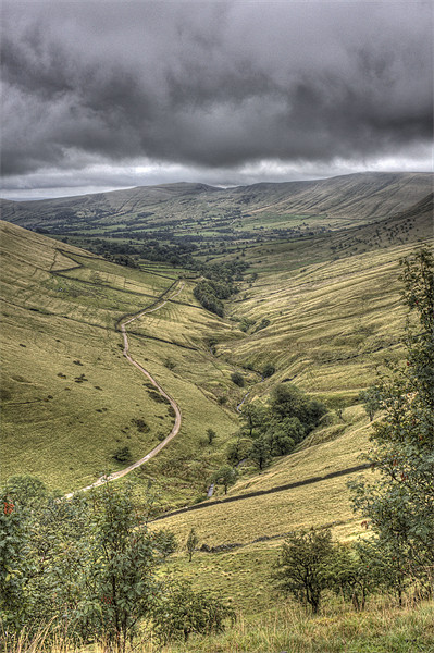 Peak District Canvas print by Roger Green