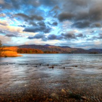 Buy canvas prints of Derwentwater by Roger Green