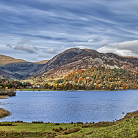 Buy canvas prints of Ullswater by Roger Green
