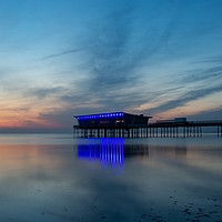 Buy canvas prints of Southport Pier by Roger Green