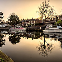 Buy canvas prints of Norwich River Crusers by Gary Rayner