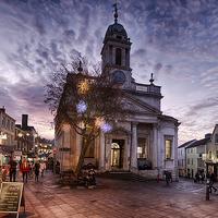 Buy canvas prints of London Street, Norwich by Rus Ki