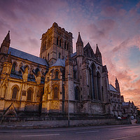 Buy canvas prints of The Cathedral of St John the Baptist, Norwich by Rus Ki
