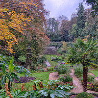 Buy canvas prints of Plantation Gardens, Norwich by Rus Ki
