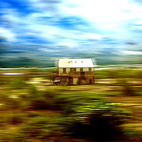 Buy canvas prints of Time Frozen In A Train Of Thought by Rus Ki