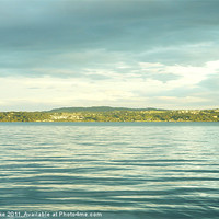 Buy canvas prints of Belfast Lough by Claire Clarke