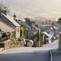 Buy canvas prints of Hathersage, Derbyshire by Martyn Williams