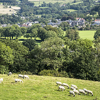 Buy canvas prints of Hathersage Derbyshire by Martyn Williams