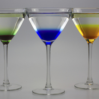 Buy canvas prints of Colourful Cocktails by www.jwardphotography.com James Ward