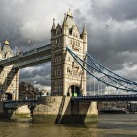 Buy canvas prints of Tower Bridge - London by Stephen Wakefield