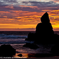 Buy canvas prints of Sunrise at Durness by John Barrie