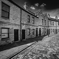 Buy canvas prints of The Coal Merchants Offices, Victoria Quays  by K7 Photography