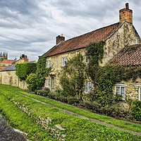 Buy canvas prints of Helmsley by Colin Metcalf