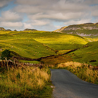 Buy canvas prints of Dales Road by Colin Metcalf