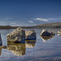 Buy canvas prints of Milarrochy Bay,Loch Lomond by Geo Harris