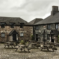 Buy canvas prints of Jamaica Inn by linsey williams canvas and prints