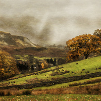 Buy canvas prints of  The Engish Lake District by linsey williams canvas and prints