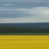 Buy canvas prints of Bands of nature by Iain Mavin