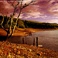 Buy canvas prints of Silent Valley by Nigel  Hatton