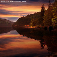 Buy canvas prints of Peaceful by Nigel  Hatton