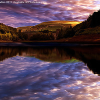 Buy canvas prints of Howden Sun Rise by Nigel  Hatton