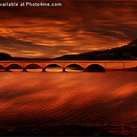 Buy canvas prints of Through The Arches by Nigel  Hatton
