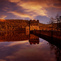 Buy canvas prints of Howden Reflections by Nigel  Hatton