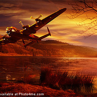Buy canvas prints of Reunion at Derwent by Nigel  Hatton