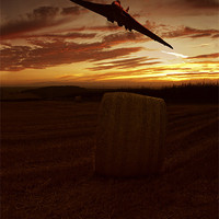 Buy canvas prints of On The Way Home by Nigel  Hatton