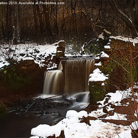 Buy canvas prints of Old Mill by Nigel  Hatton