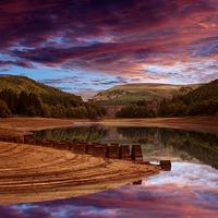 Buy canvas prints of Ouzelden Sunrise by Nigel  Hatton