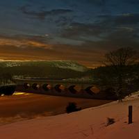Buy canvas prints of  Valley Dawn by Nigel Hatton