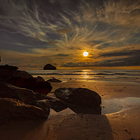 Buy canvas prints of Tides Turning by Nigel Hatton