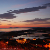 Buy canvas prints of River Lossie - Pre sunrise by Scott Marshall