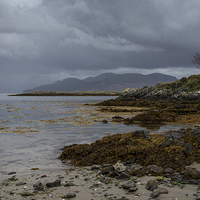 Buy canvas prints of  The Sleat Penisular by Scott Marshall