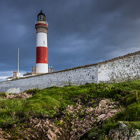Buy canvas prints of  Buchan Ness Lighthouse by Scott Marshall