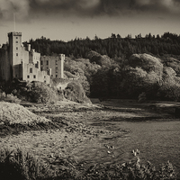 Buy canvas prints of  Dunvegan Noir by Scott Marshall
