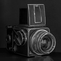 Buy canvas prints of 1967 Hasselblad 500c by Scott K Marshall