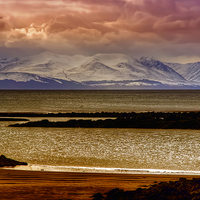 Buy canvas prints of Isle Of Arran by Valerie Paterson