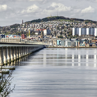 Buy canvas prints of City of Dundee by Valerie Paterson