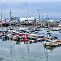 Buy canvas prints of Mallaig by Valerie Paterson