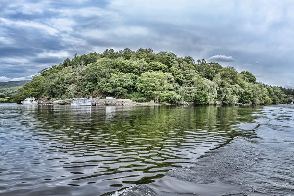 Loch Lomond Canvas print by Valerie Paterson