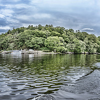 Buy canvas prints of Loch Lomond by Valerie Paterson
