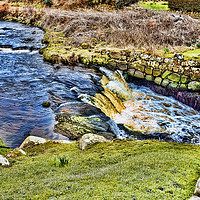 Buy canvas prints of Waterfall  by Valerie Paterson