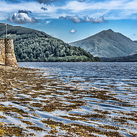 Buy canvas prints of Inveraray by Valerie Paterson