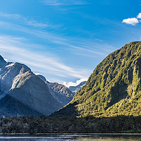 Buy canvas prints of Harrison Cove sunlight by Gary Eason