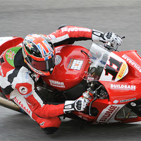 Buy canvas prints of Adam Jenkinson - Buildbase Kawasaki 2010 by SEAN RAMSELL