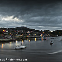 Buy canvas prints of Conwy Castle by Creative Photography Wales